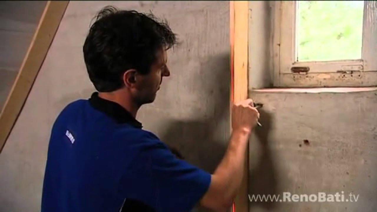 Afwerking houten frame - Klustips | GAMMA België - YouTube
