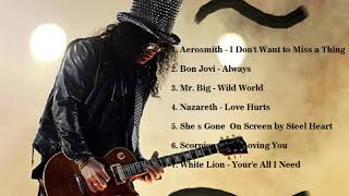 Lagu NOSTALGIA Best slow rock barat 90an terbaik
