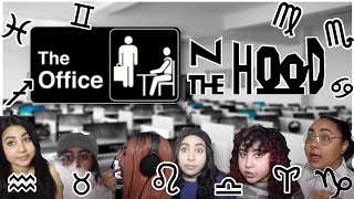 ZODIAC SIGNS AT THE OFFICE (HOOD CALL CENTER EDITION)