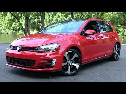 2015 Volkswagen Golf GTI Autobahn (Mk7) Start Up, Road Test, and In Depth Review