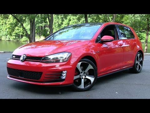 2015 Volkswagen Golf GTI Autobahn (Mk7) Start Up, Road Test, and In Depth Review