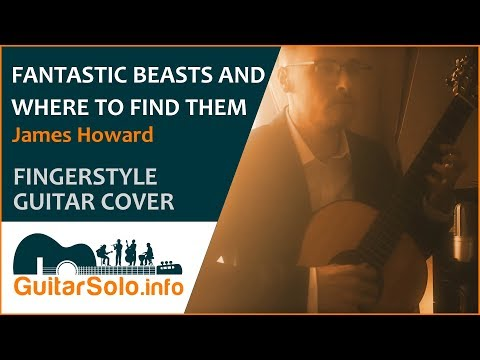 OST Fantastic Beasts And Where To Find Them  - Guitar Cover (Fingerstyle)