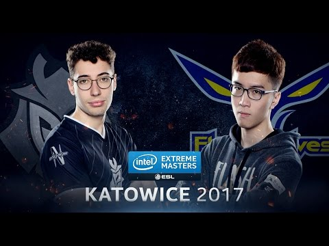 LoL - G2 vs. Flash Wolves - Grand Final Game 2 - IEM Katowice 2017