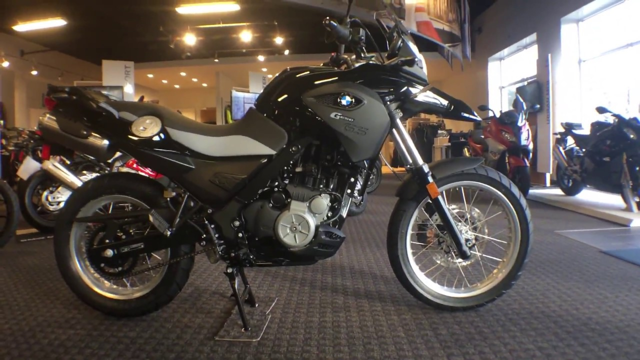 2016 Bmw G650gs With Centerstand H Grips Switchable Abs Spoke