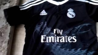 "Обзор на резервную форму ,,Real Madrid"" сезона 2014-15"
