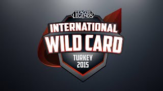 International Wildcard - Turkey - Finals