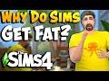 Are Your Sims Fat? Here's Why! How The Sims 4 Does Weight, Muscle and Fitness