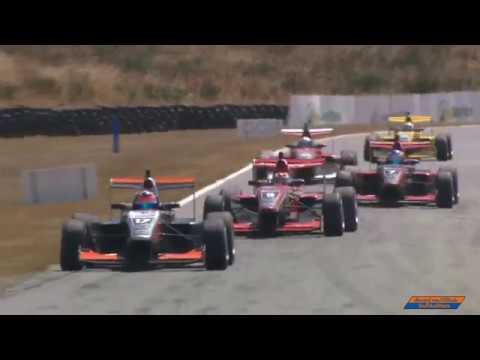 Toyota Racing Series 2018 - Teretonga - Race 3 (Spirit of Nations Cup)