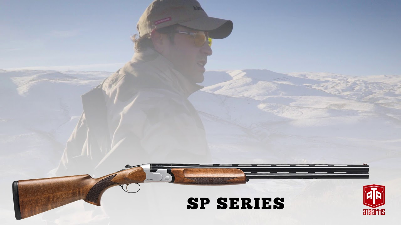 ATA Arms SP Rifle | 114247-1000 | JVD Outdoor