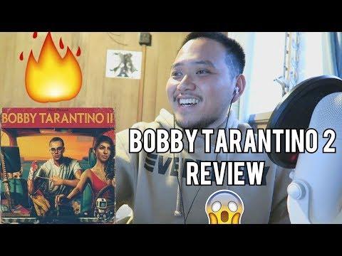 Logic - BOBBY TARANTINO 2 REACTION/REVIEW (LOGIC RESPONDS TO JOYNER LUCAS!)
