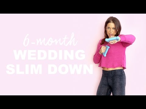 7 Tricks To Losing Weight for Your Wedding!