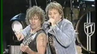 Bon Jovi - Lay Your Hands On Me - Live Melbourne 2001