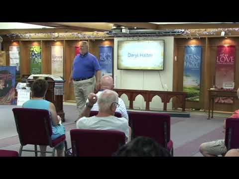 The Manifested Presence of God