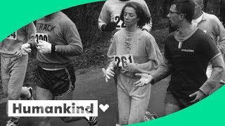 The moment that changed women's running