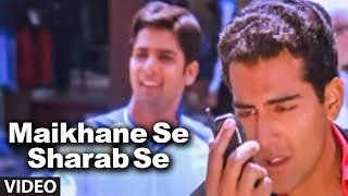 Maikhane Se Sharab Se (Full Video Song) - Pankaj Udhas Hit Songs