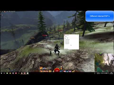 GW2MH - Guild Wars 2 Multihack by Yothri