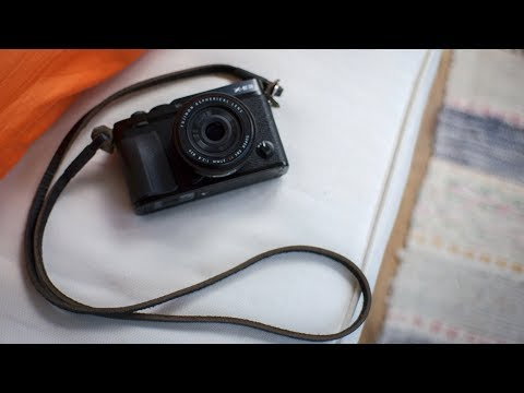 5 Reasons to Buy - Fujifilm X-E3 - The x100f killer?