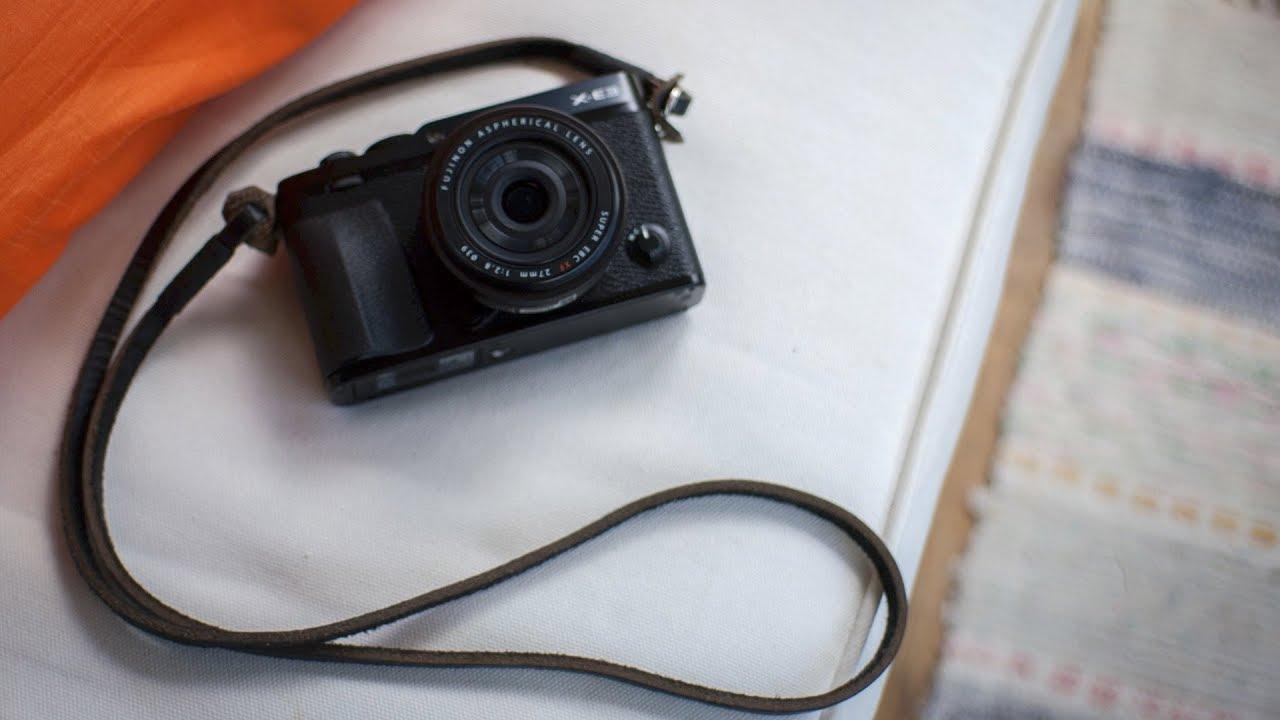 5 Reasons to Buy - Fujifilm X-E3 - The x100f killer?
