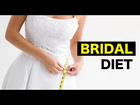 The Bride Diet | How to Lose Weight for a Wedding | Women's Zone | TBG Bridal Store