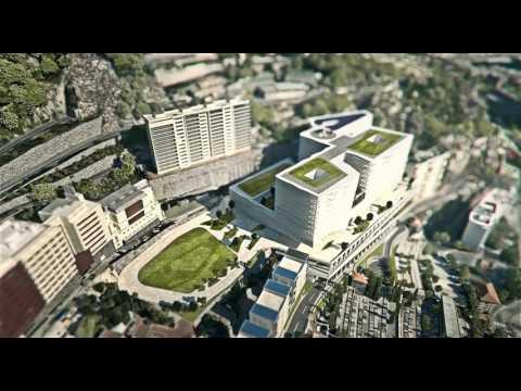 Centre Hospitalier Princesse Grace - Principauté de Monaco
