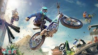 《特技摩托賽:崛起》挑戰物理極限帥氣的飛吧!用華麗特技擊敗對手