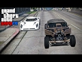 GTA SAPDFR - DOJ 75 - Exotic Cars in Los Santos (Criminal)
