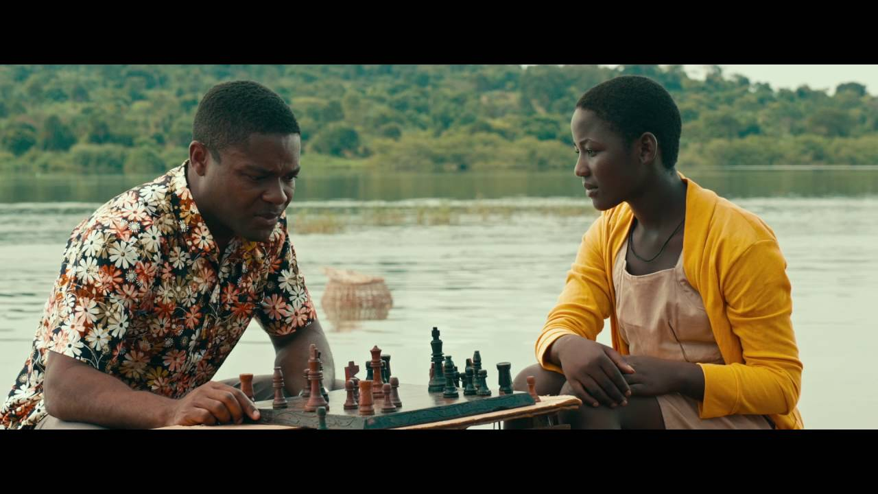 Queen Of Katwe Eight Moves Youtube