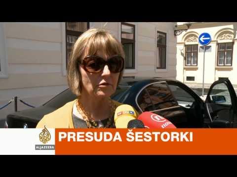 Reakcije u Hrvatskoj na presudu u slučaju 'Prlić i drugi' - Al Jazeera Balkans