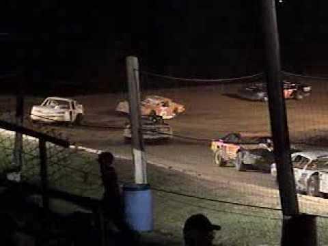Robert Tressler - Clinton County Raceway 8/6/2008