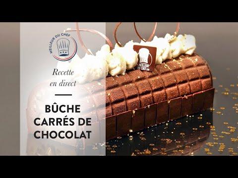 recette-bûche-de-noël-en-direct-:-la-bûche-carrés-de-chocolat-!