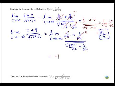 somali Calculus 1 darsiga 9 infinits at infinits part 2