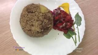 Swahili Pilau