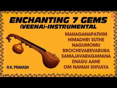 enchanting-7-gems-(veena)-audio-jukebox-||-t-series-||-r.-k.-prakash