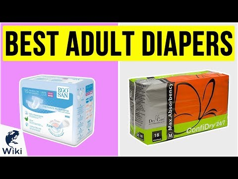 10 Best Adult Diapers 2020