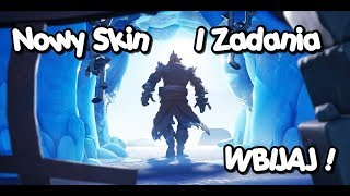NEW SKIN!!! Sticks!!! #NAŻYWO #LIVE #FORTNITE #SKLEP