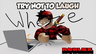 Roblox Try Not To Laugh Challenge! [Part 29]