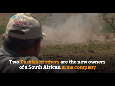 Money Talks: Turks buy South African arms company