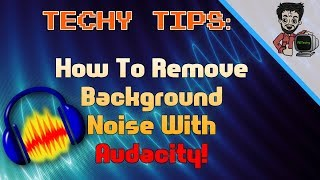 connectYoutube - How To Remove Background Noise And Make Your Audio Crisp And Clear for FREE!| Techy Tips | RDTechy