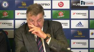 Allardyce: Well that shocked you all!