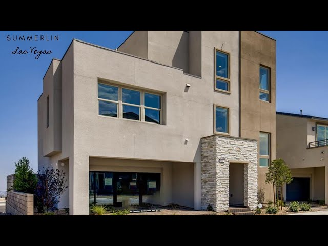 Obsidian by Woodside Homes | New Homes For Sale Summerlin Red Point,  Multi Decks, $487k+, 1,899sf