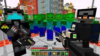 видео: Новый порядок! День 51. Зомби Апокалипсис в Майнкрафт