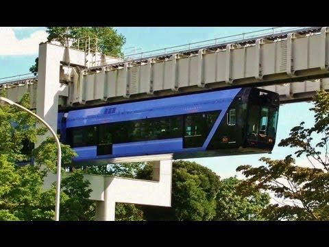 千葉アーバンモノレール Chiba Monorail 'Urban Flyer' (001)