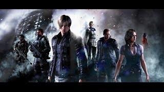 Resident Evil 6 Music Video : Skillet - Awake And Alive