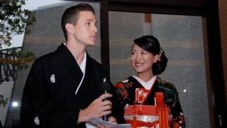 2011年3月20日の結婚式。 アメリカ、フロリダ出身の僕と佐賀県唐津出身...