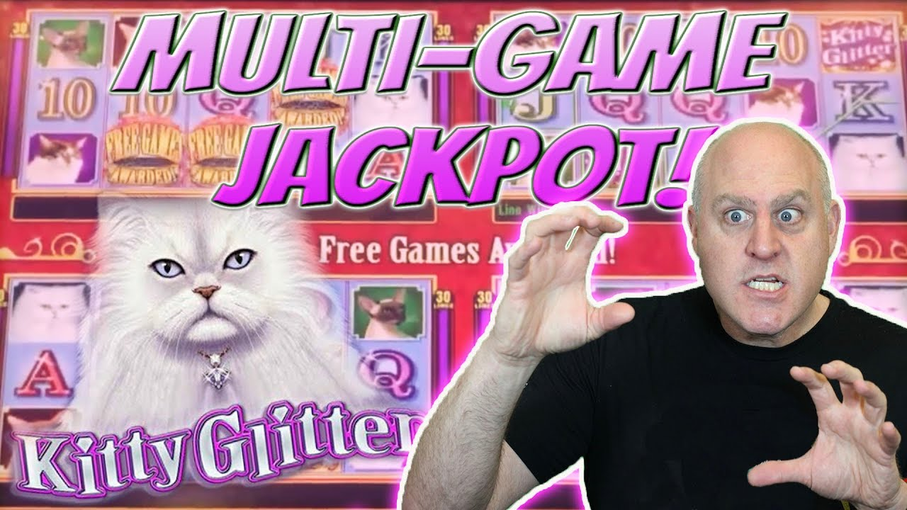 ????Double Kitty Glitter Jackpots! ????Multi-Play 15 Free Games BONU$ ????  The Big Jackpot