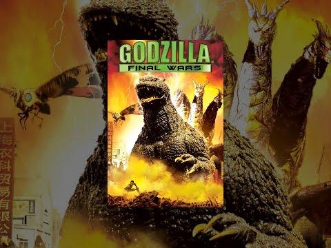 Godzilla: Final Wars (Dubbed)