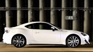 Toyota GT86 TRD 2014 Videos