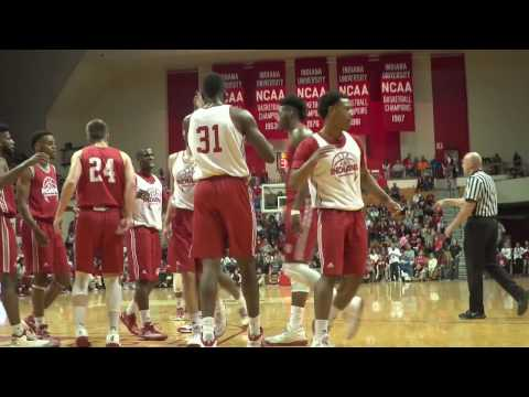IU Men's Basketball debuts at Hoosier Hysteria