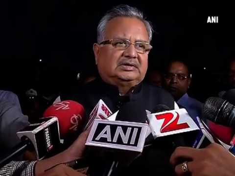'Hamar Chhattisgarh' scheme to foster state's development: Raman Singh - ANI News