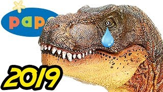 Papo® Dinos | What's discontinued in 2019